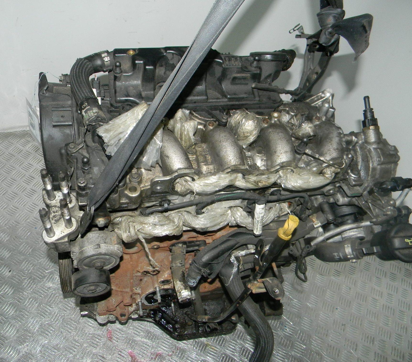 Двигатель дизельный, PEUGEOT, 4007, 2007