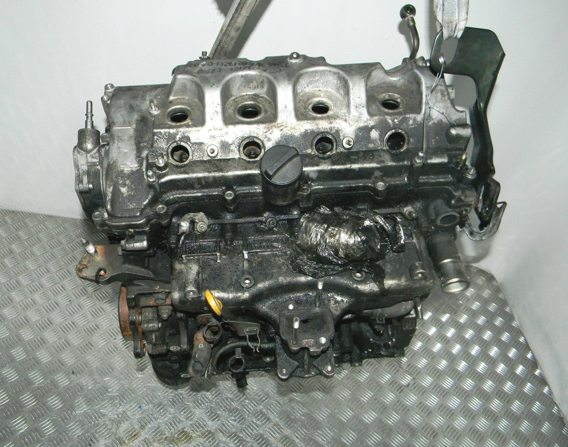 Двигатель дизельный, TOYOTA, AVENSIS T25, 2005