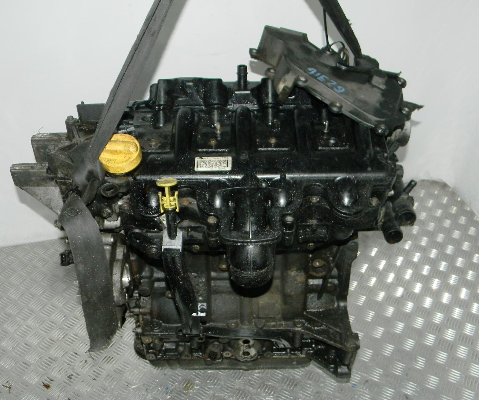 Двигатель дизельный, OPEL, MOVANO A, 2009
