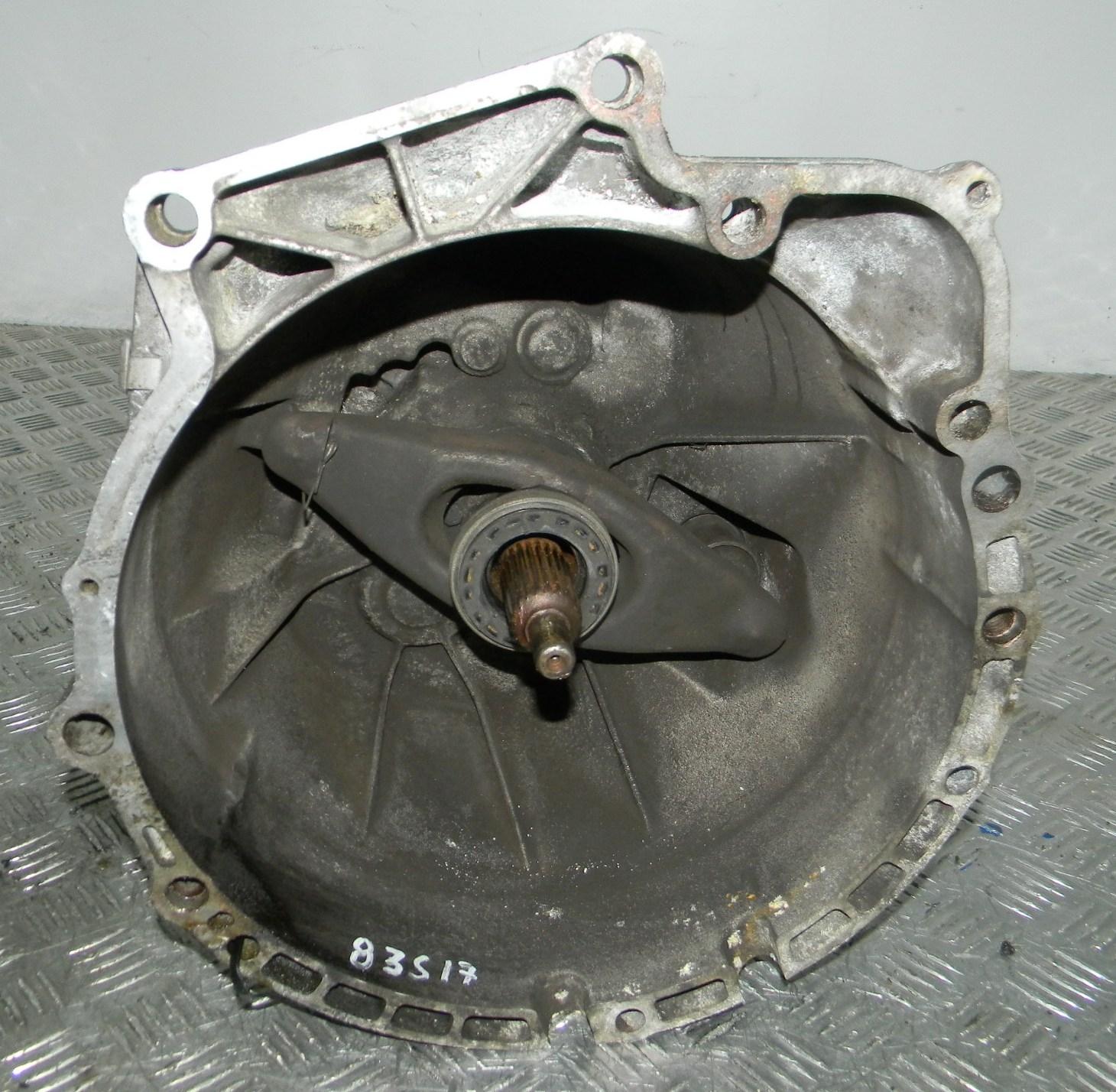 КПП 5ст., BMW, 1 E87, 2006