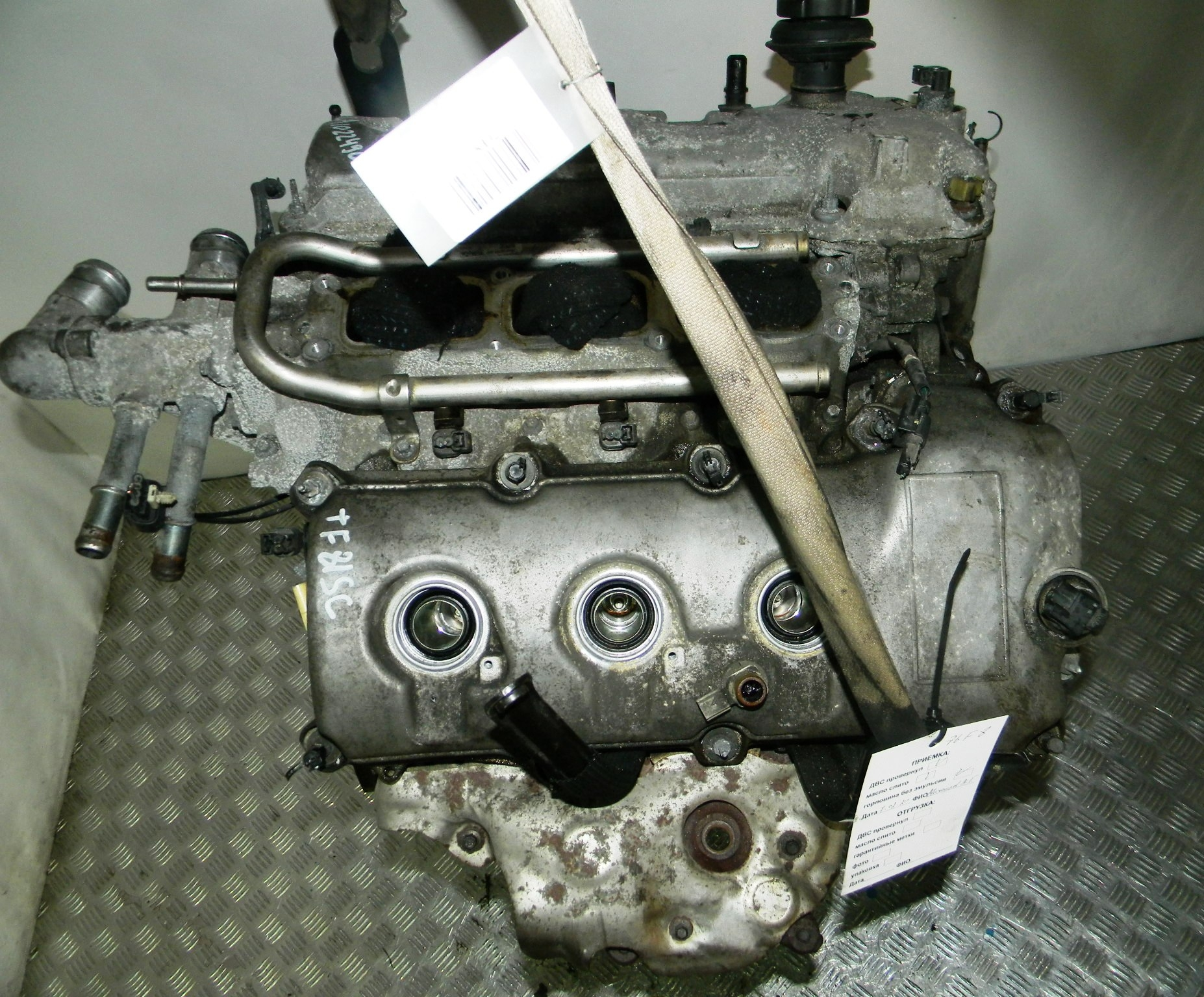 Двигатель бензиновый, MAZDA, CX-9 1, 2011