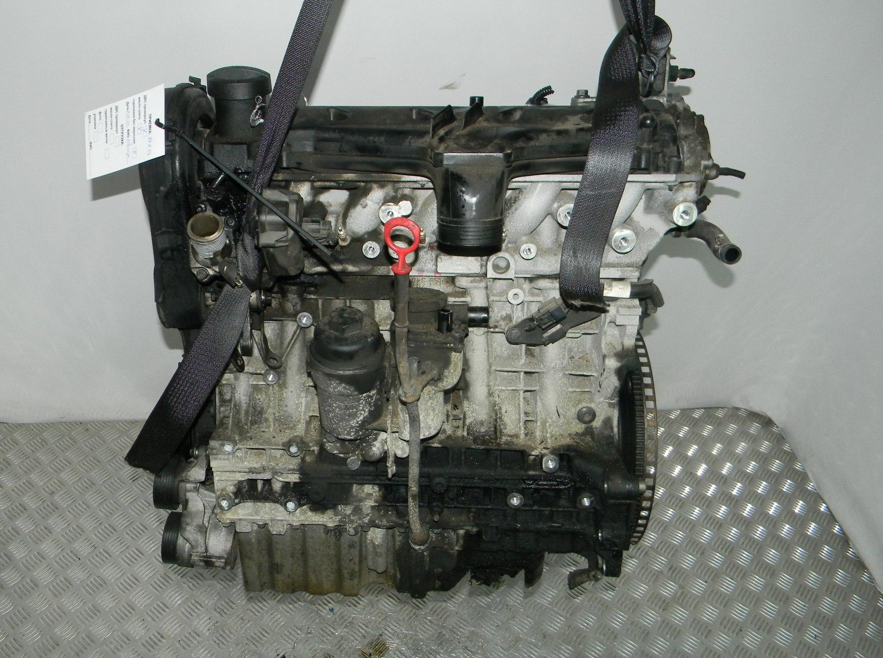 Двигатель дизельный, VOLVO, XC90 1, 2007