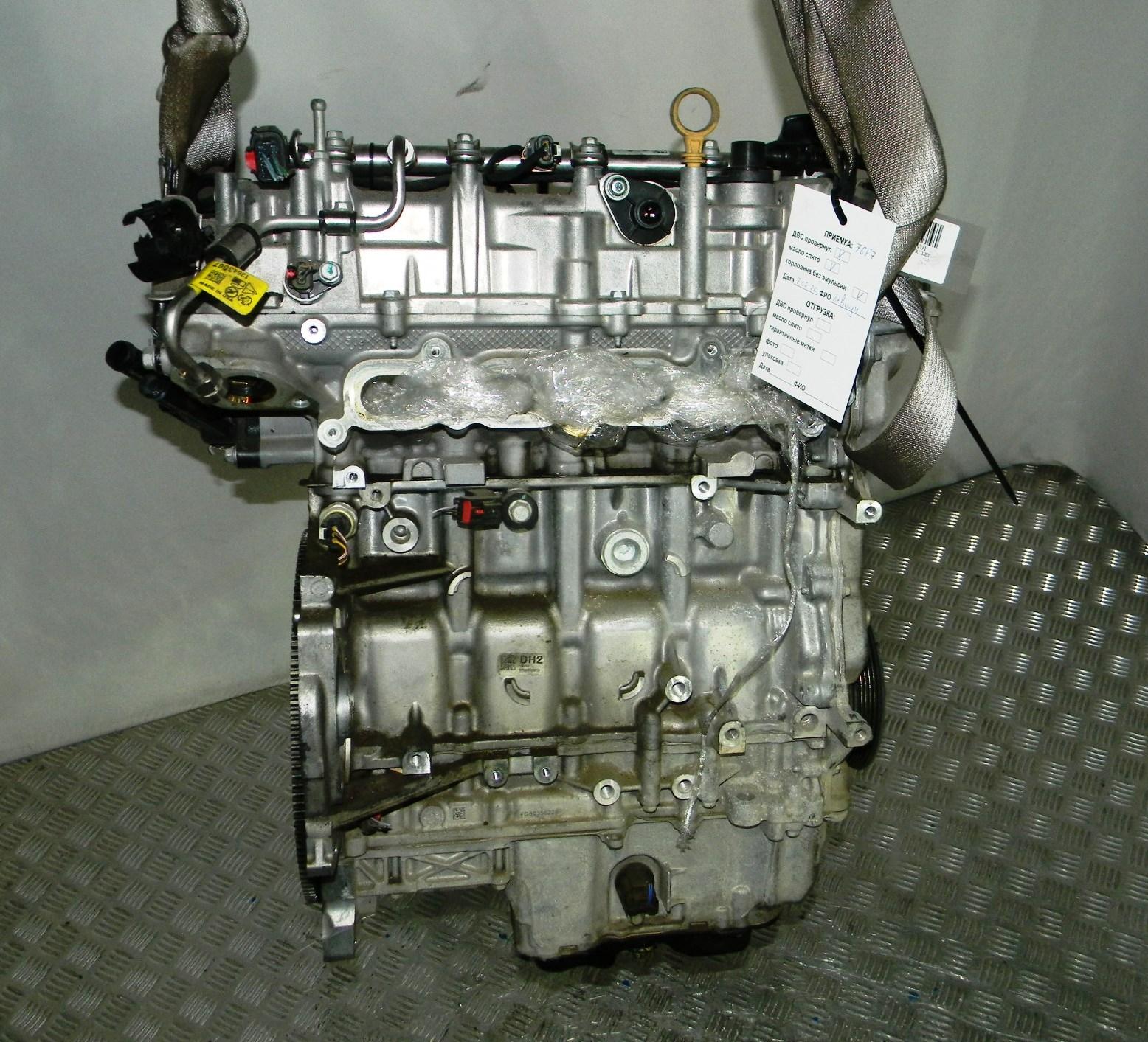 Двигатель бензиновый, CHEVROLET, CRUZE 2, 2018