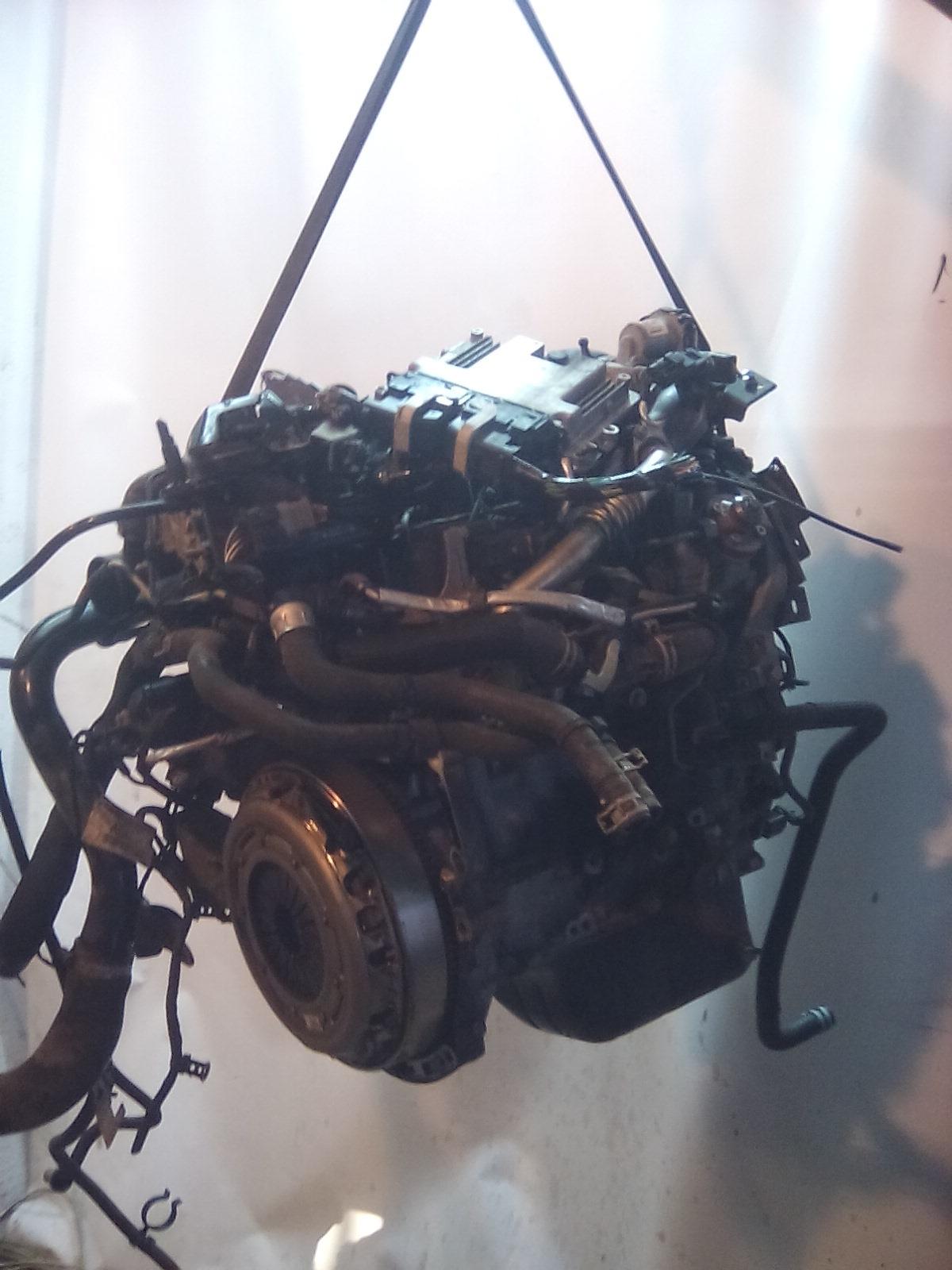 Двигатель дизельный, FORD, MONDEO 5, 2016