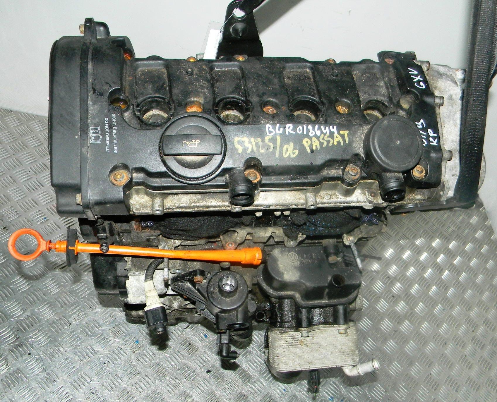 Двигатель бензиновый, VOLKSWAGEN, PASSAT B6, 2006
