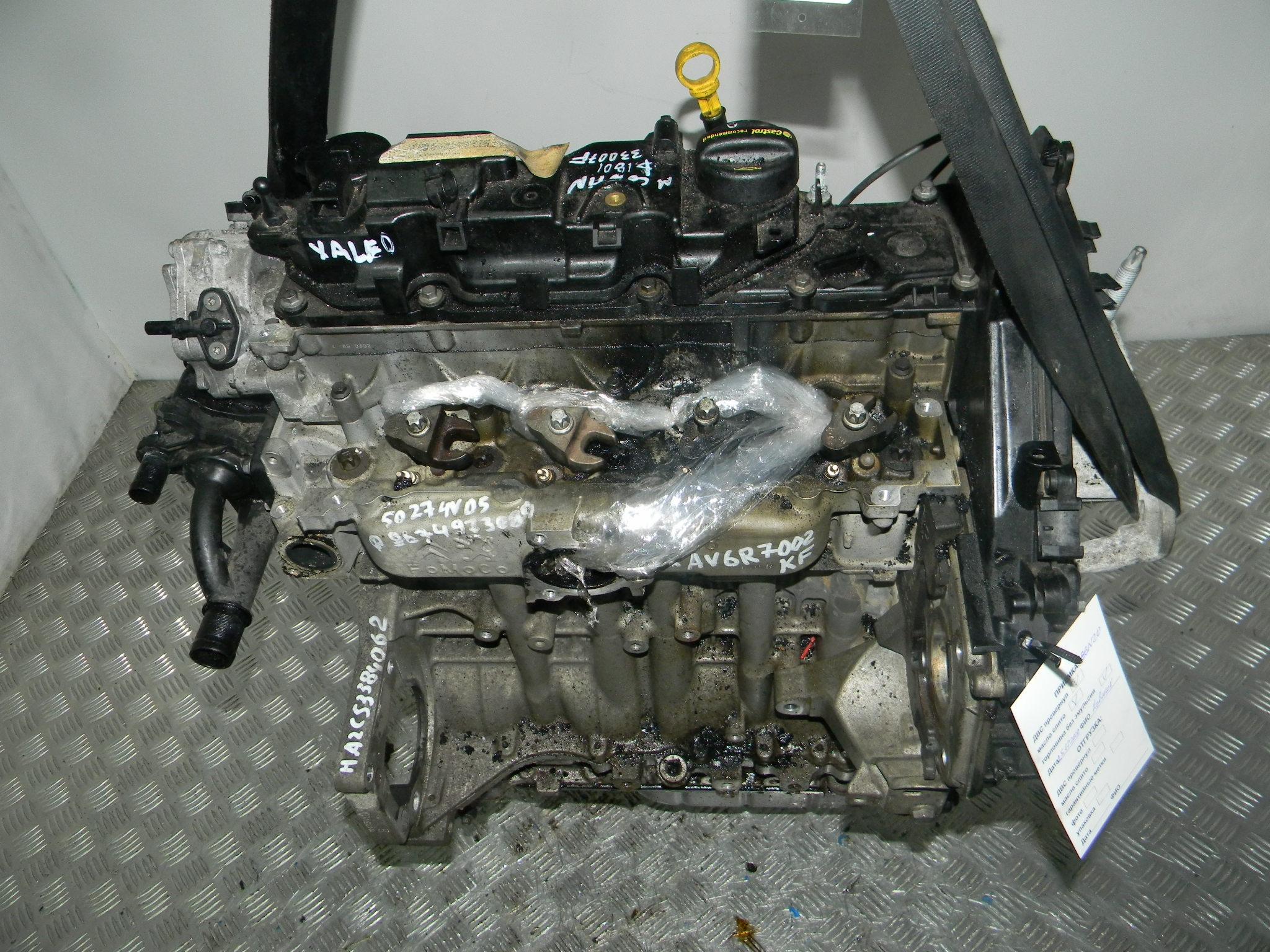 Двигатель дизельный, FORD, FOCUS 3, 2011