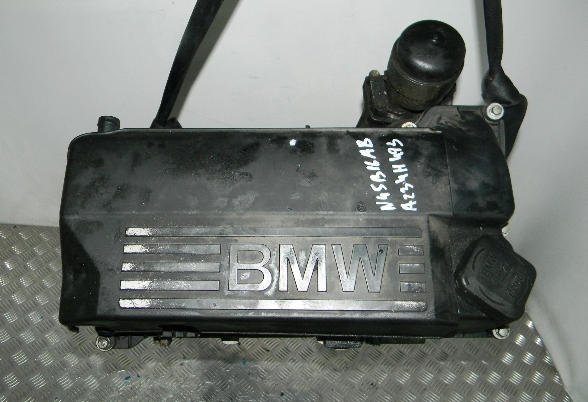 Двигатель бензиновый, BMW, 1 E87, 2005