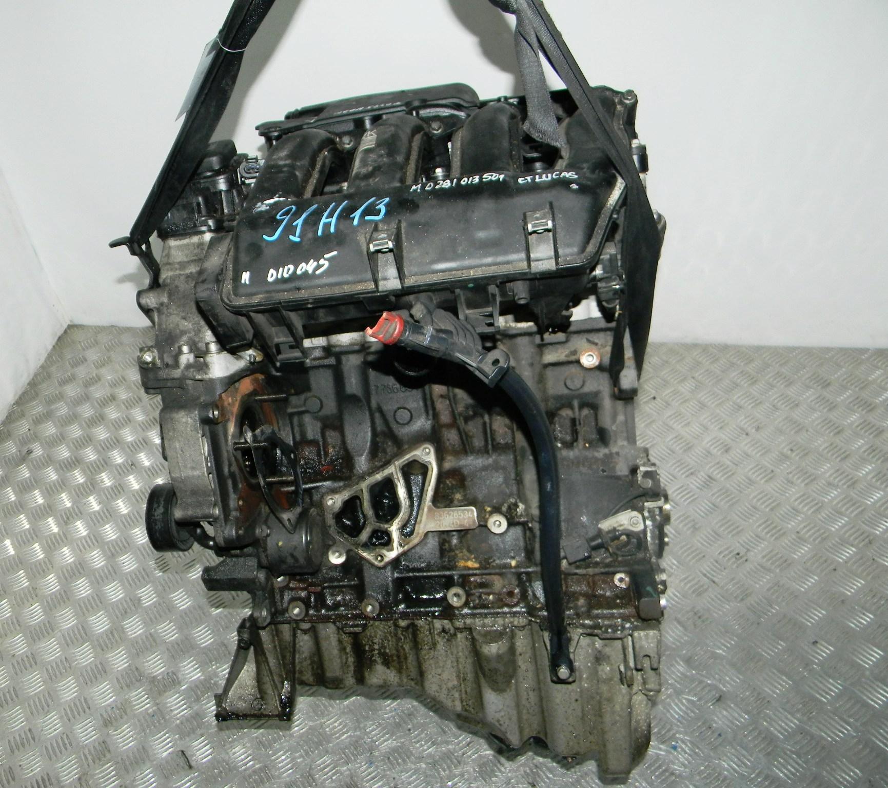 Двигатель дизельный, BMW, 5 E60/E61, 2007
