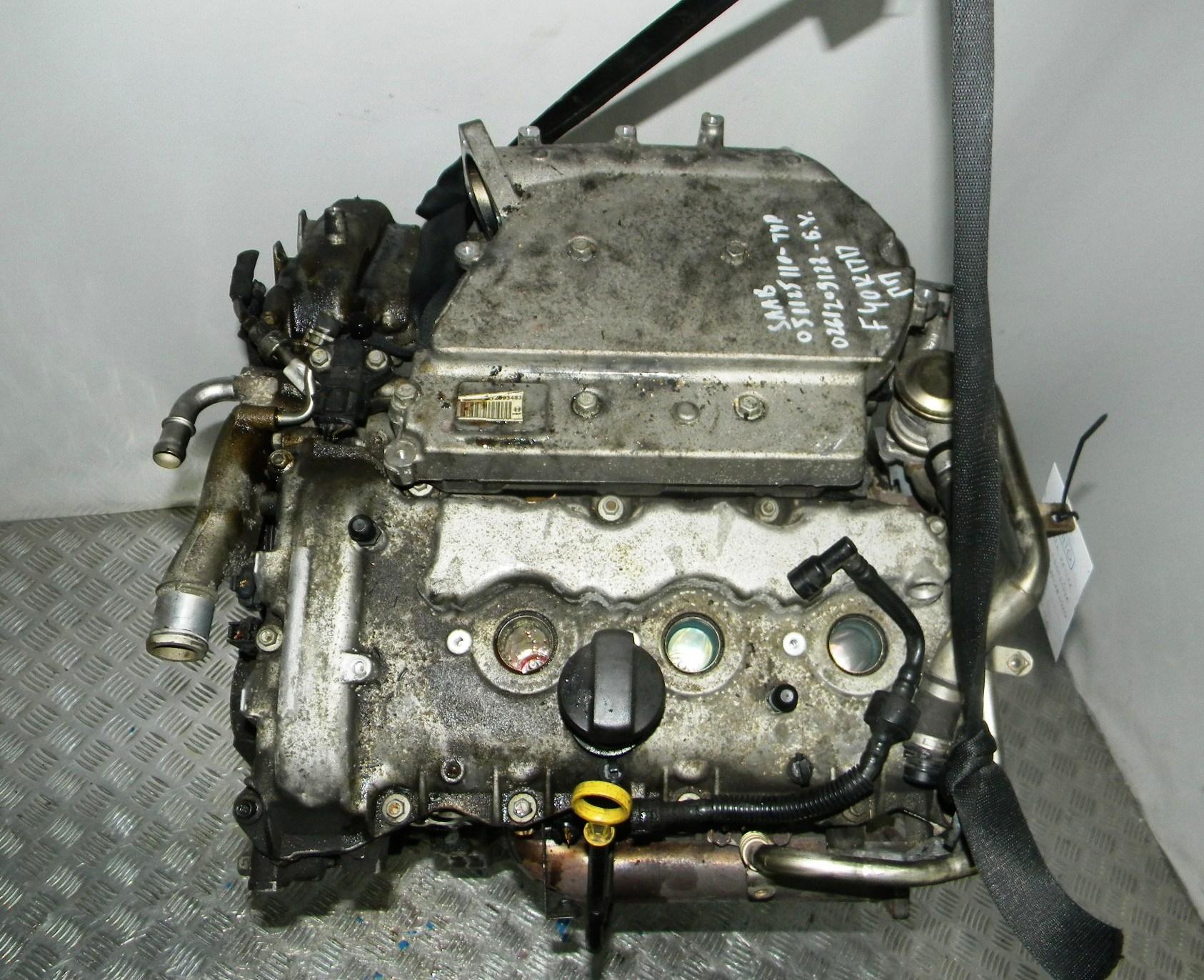 Двигатель бензиновый, OPEL, VECTRA C, 2006
