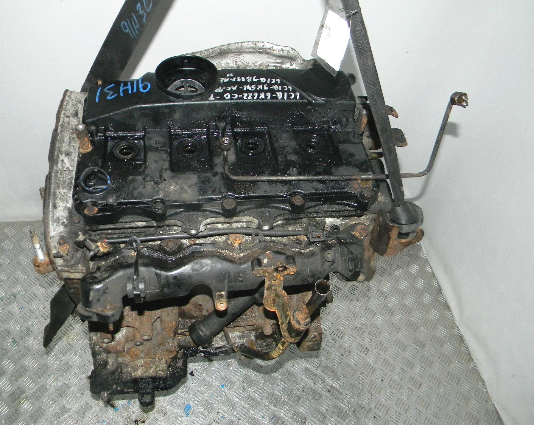 Двигатель дизельный, FORD, TRANSIT 7, 2008
