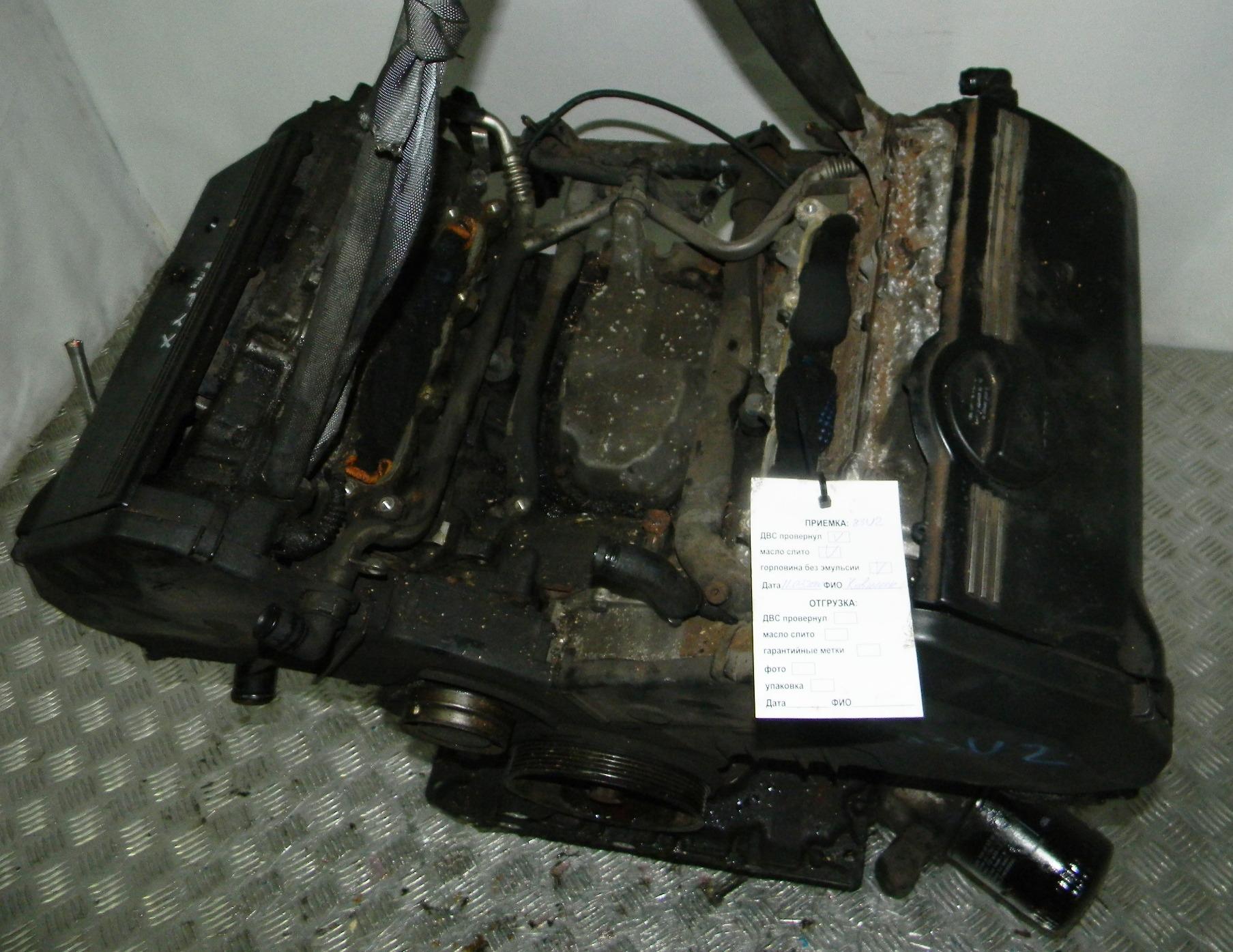 Двигатель бензиновый, AUDI, A4 B6, 2003