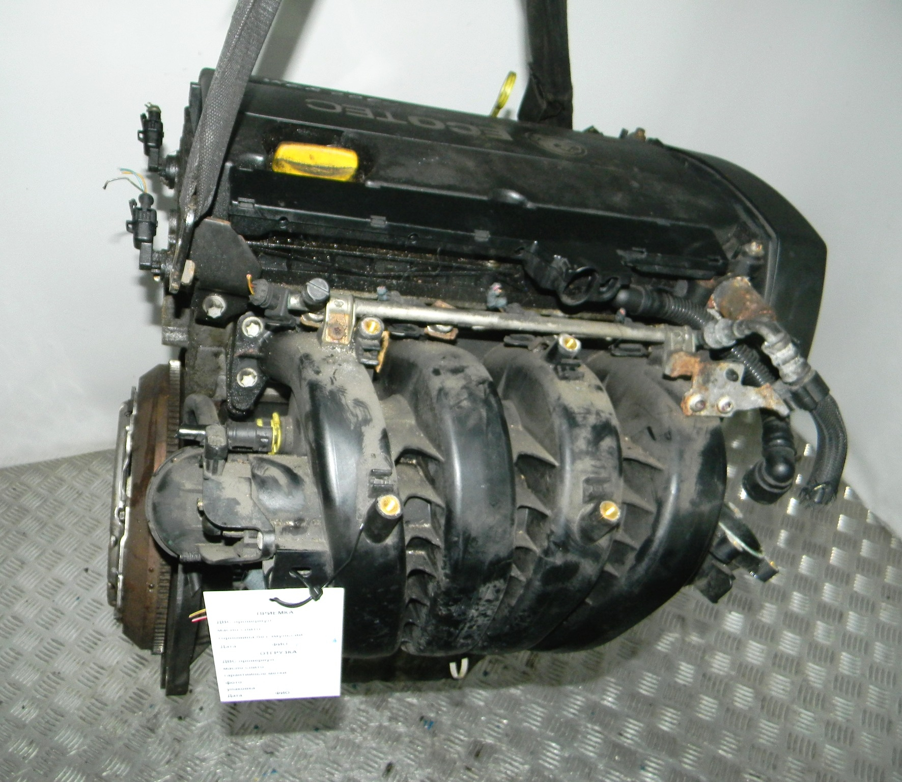 Двигатель бензиновый, OPEL, ZAFIRA B, 2006