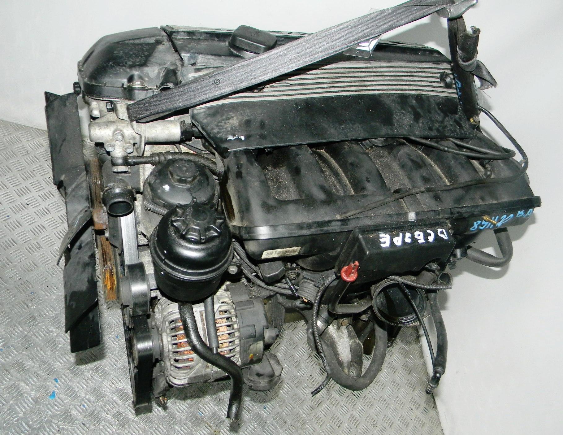 Двигатель бензиновый, BMW, 3 E46 (M-обвес), 2002
