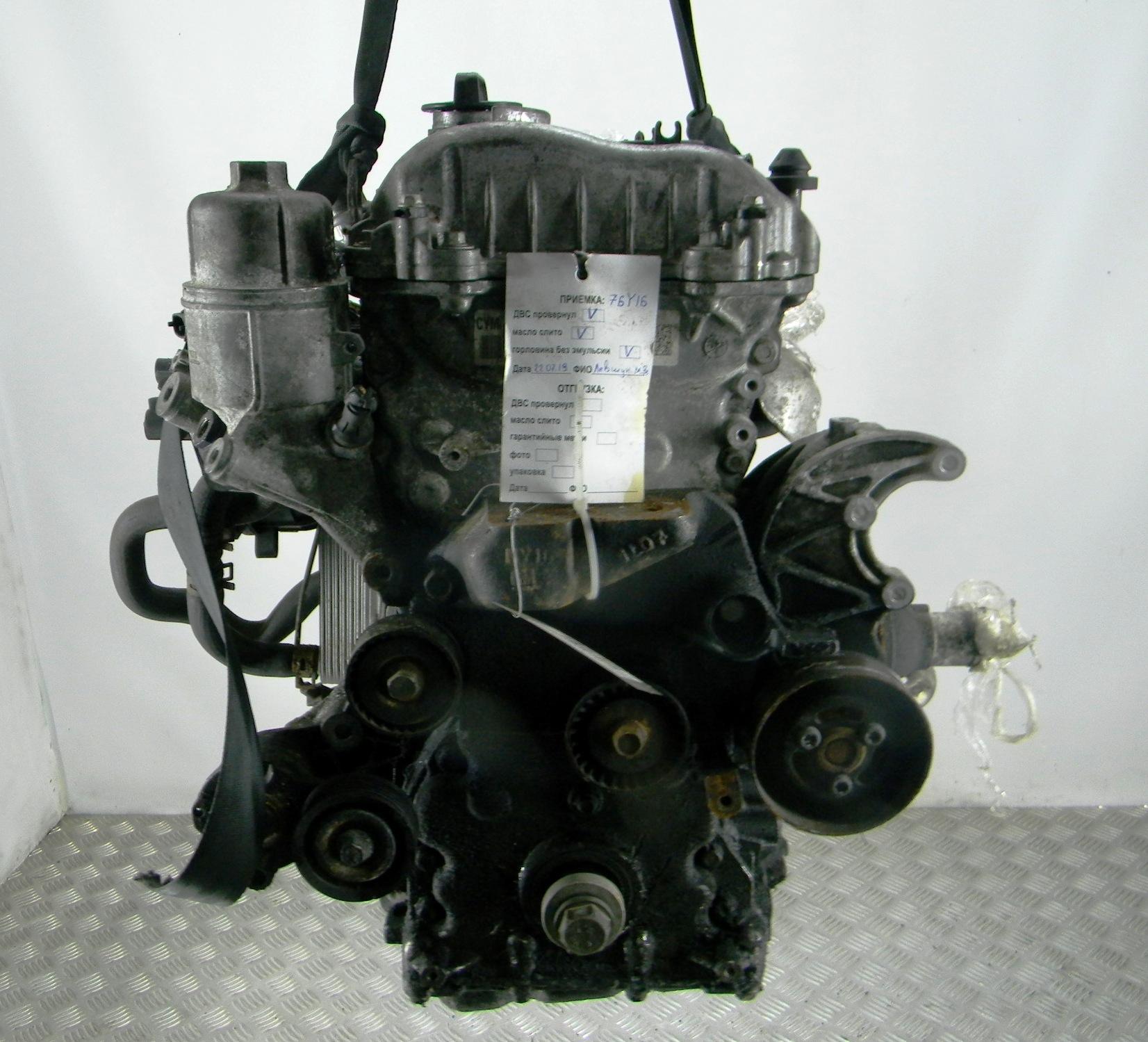Двигатель дизельный, CHEVROLET, ORLANDO, 2012