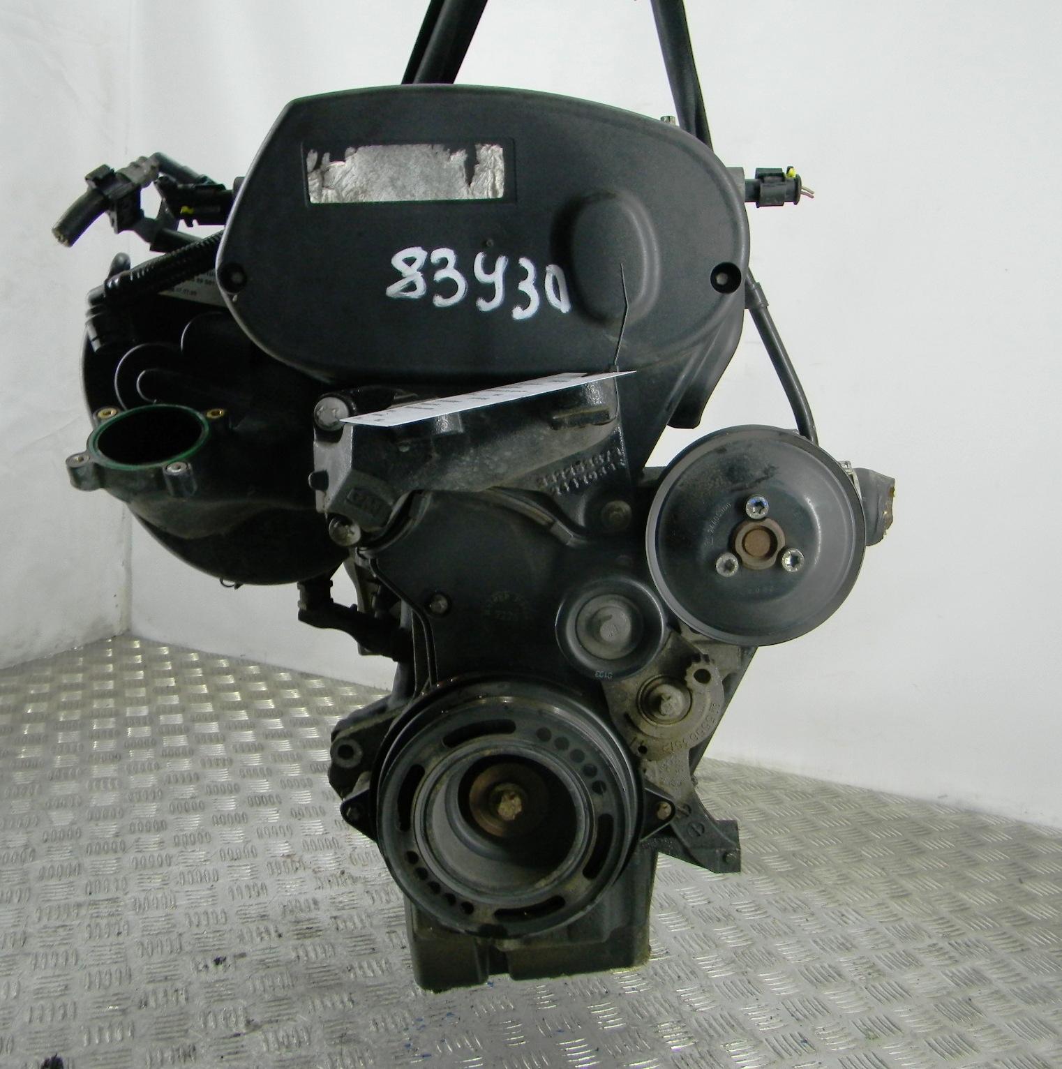 Двигатель бензиновый, OPEL, VECTRA C, 2008
