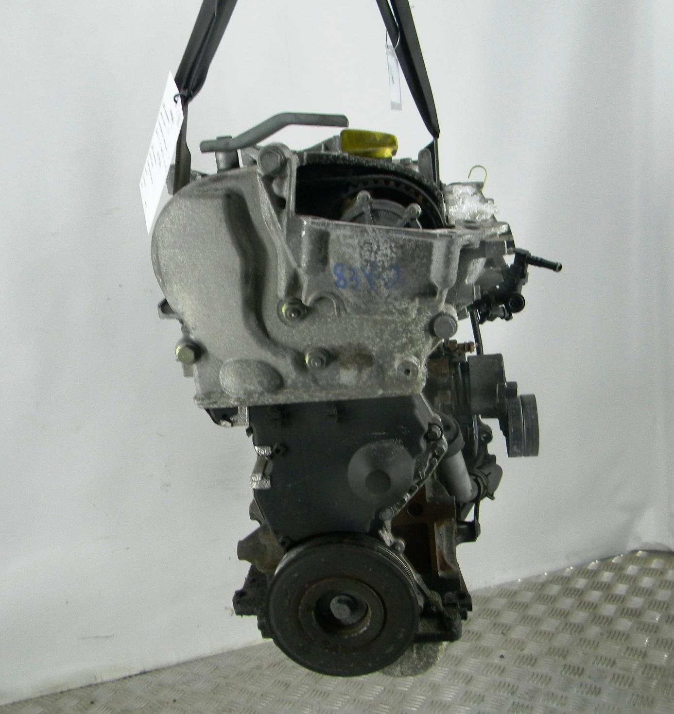 Двигатель бензиновый, RENAULT, SCENIC 2 GRAND SCENIC, 2006