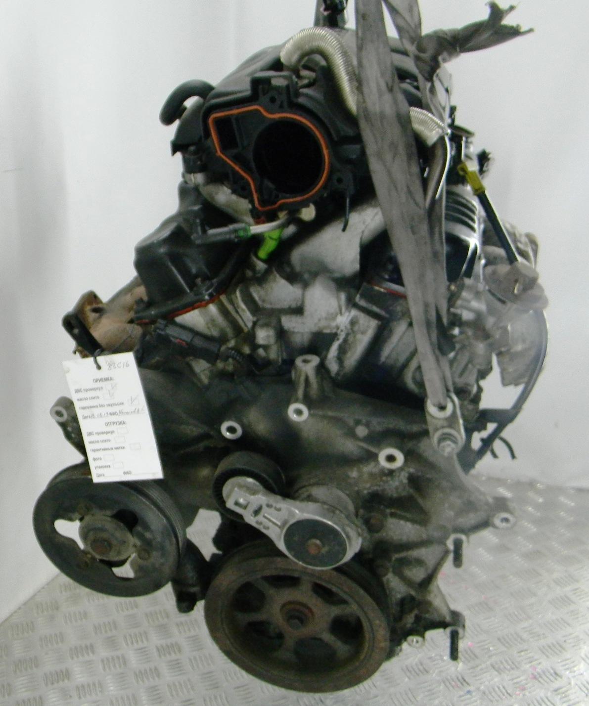 Двигатель бензиновый, CHRYSLER, VOYAGER 4, 2001