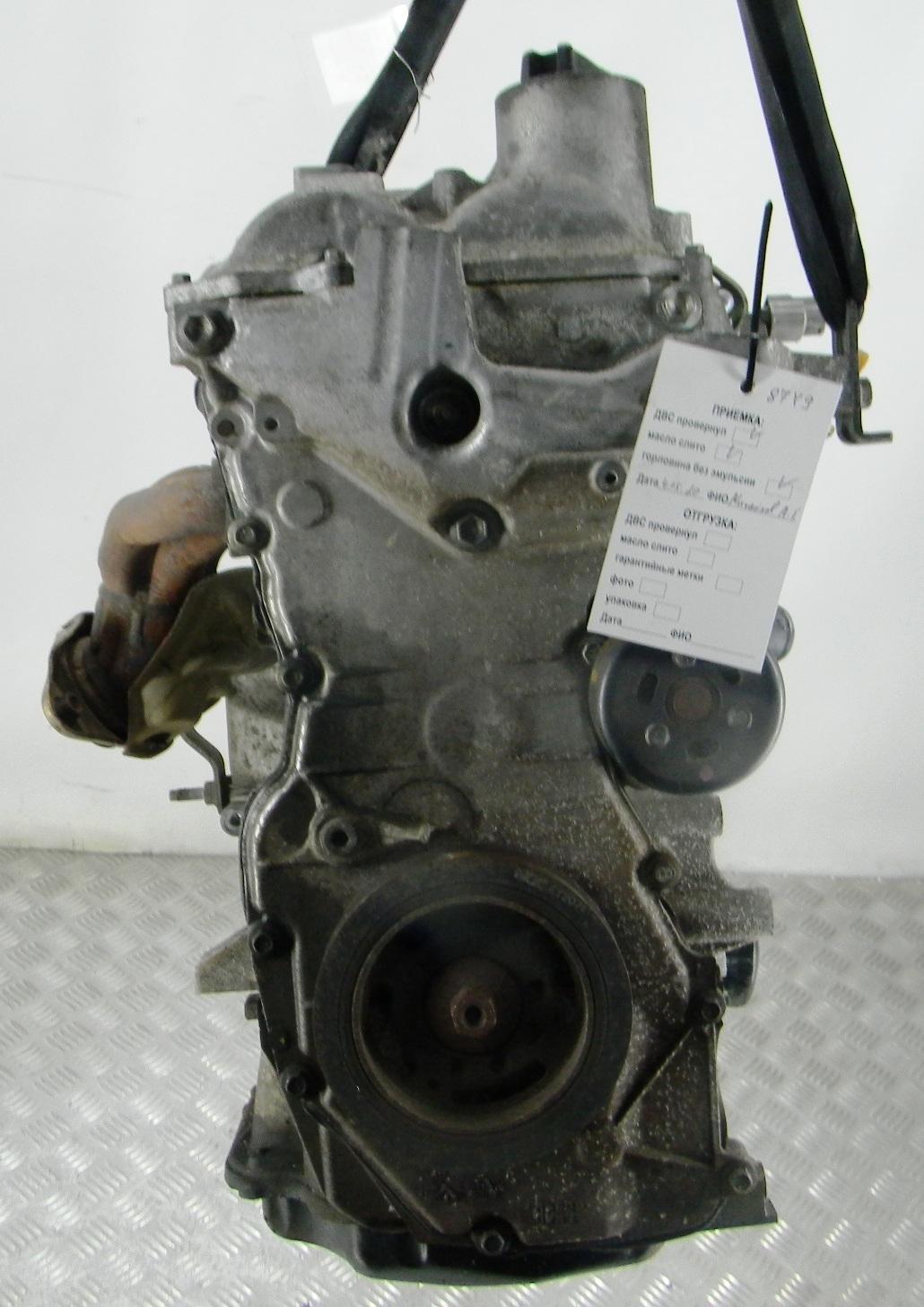 Двигатель бензиновый, NISSAN, NOTE E11, 2007