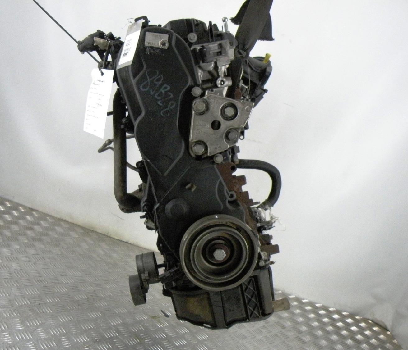 Двигатель дизельный, PEUGEOT, 307, 2007