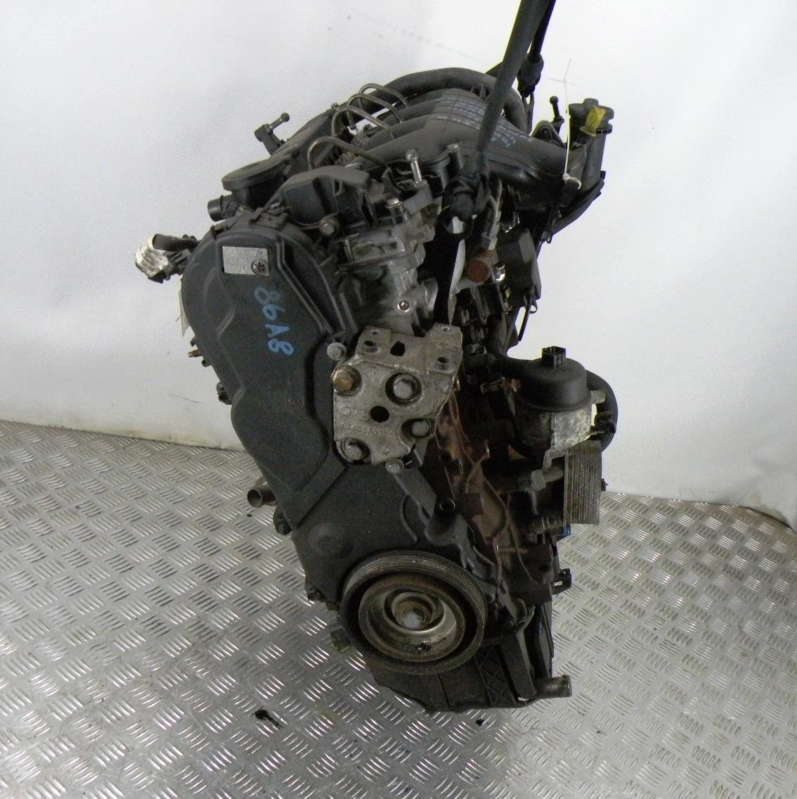 Двигатель дизельный, CITROEN, C5 2, 2008