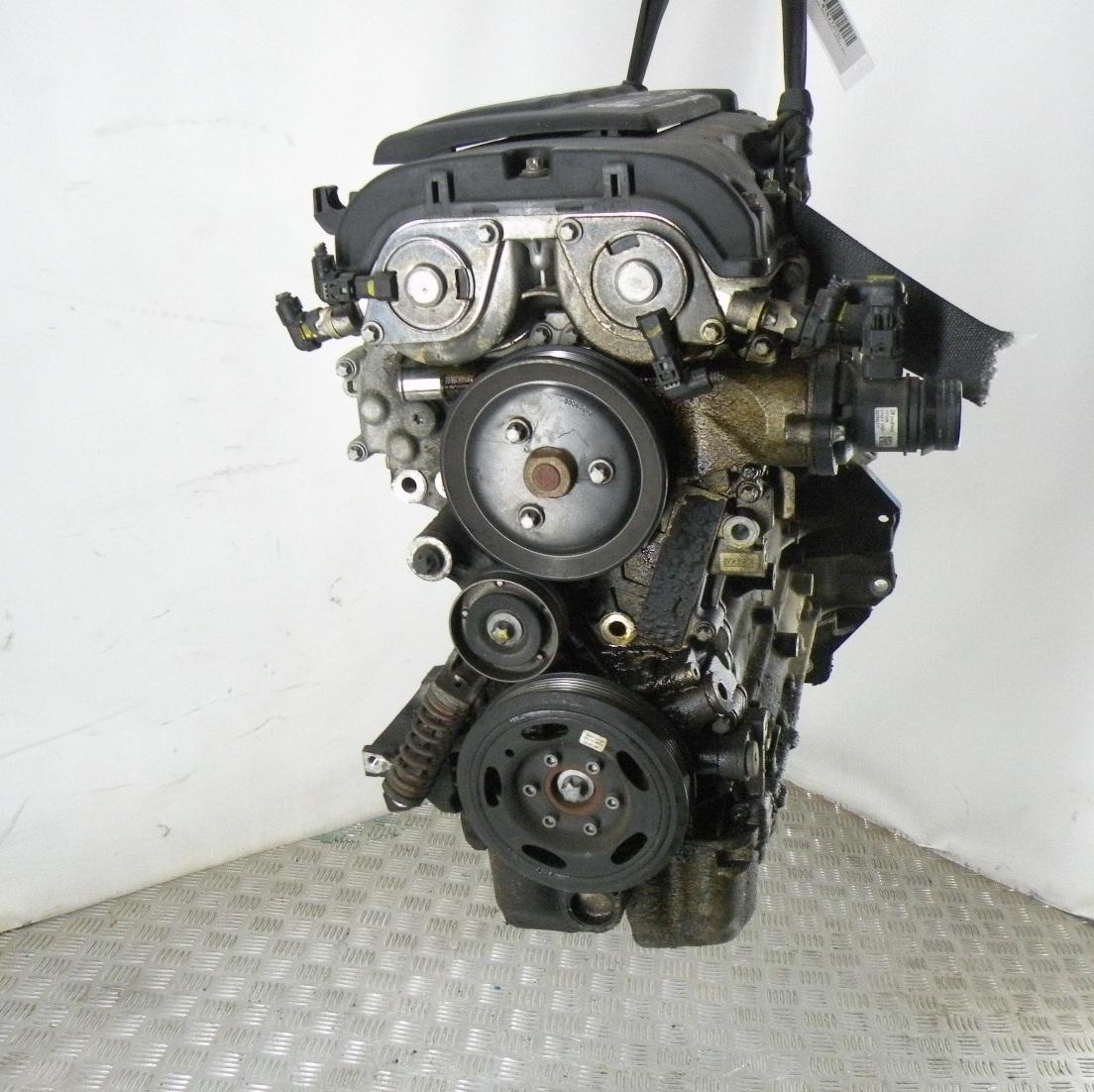 Двигатель бензиновый, OPEL, ASTRA J, 2011