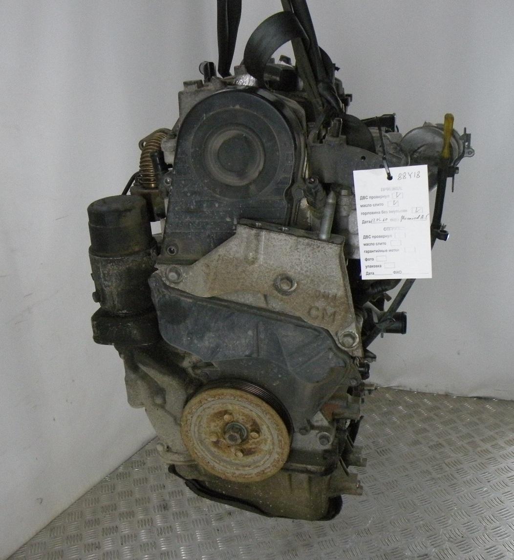 Двигатель дизельный, HYUNDAI, SANTA FE 2, 2007