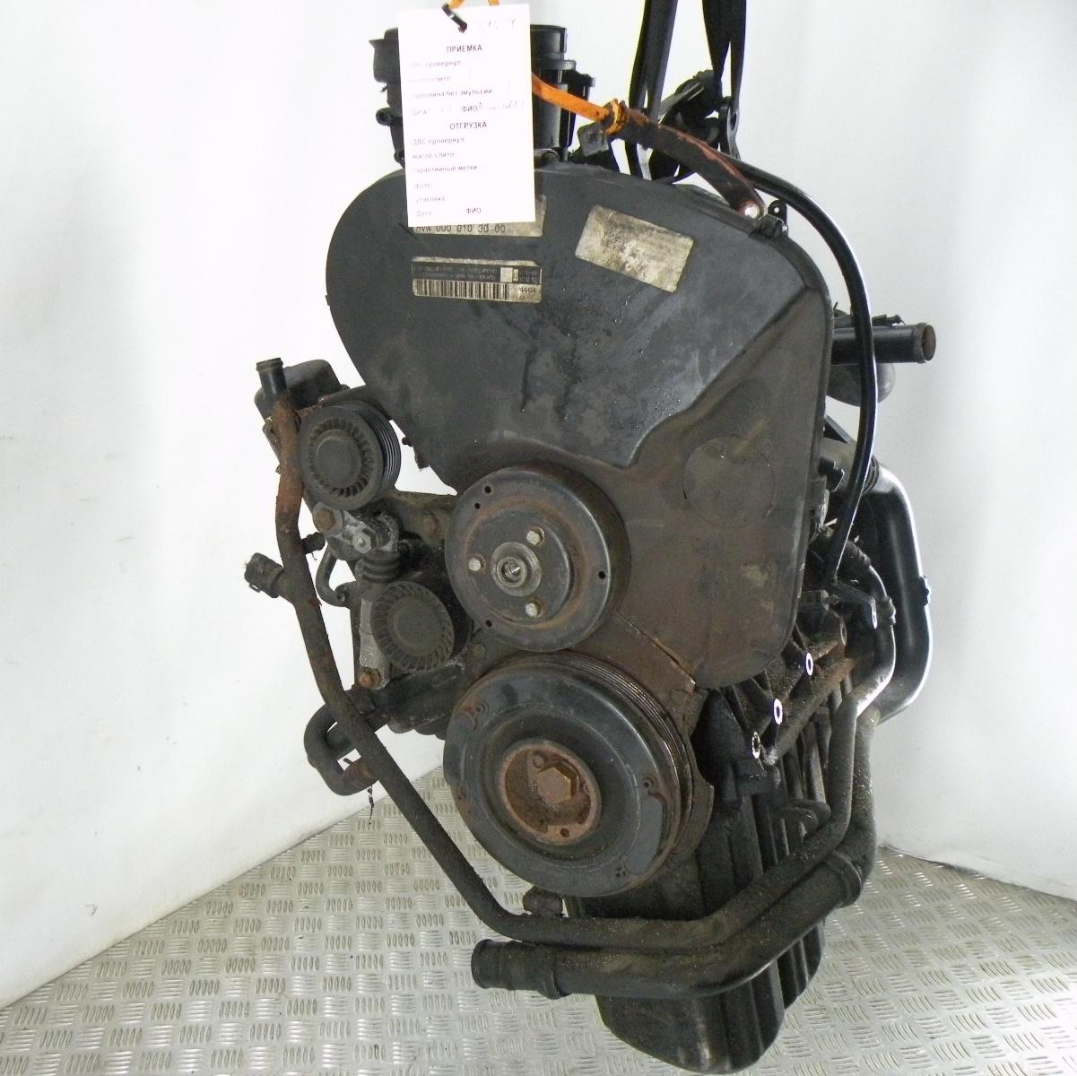 Двигатель дизельный, VOLKSWAGEN, CRAFTER 1, 2010