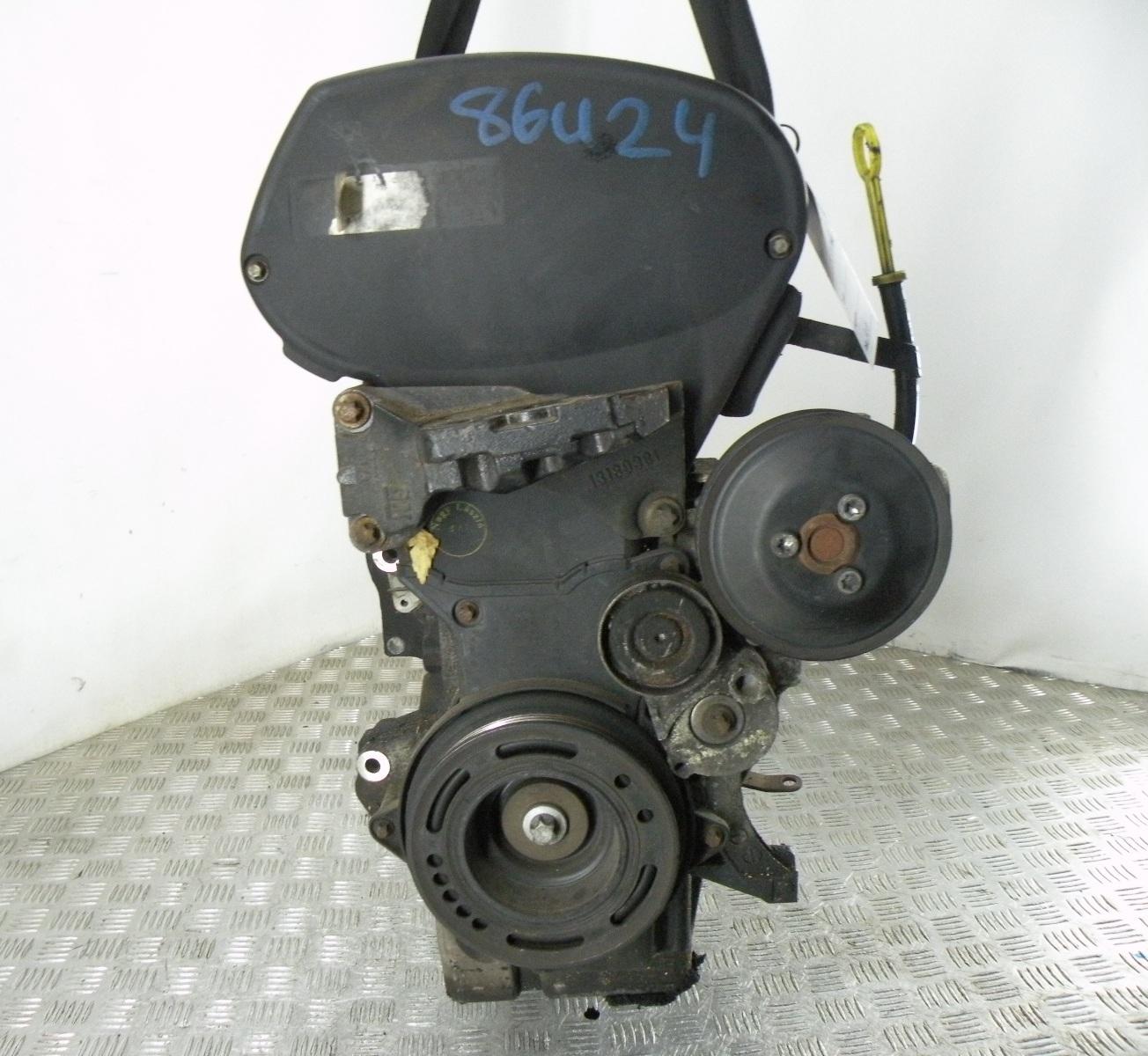 Двигатель бензиновый, OPEL, ZAFIRA B, 2008