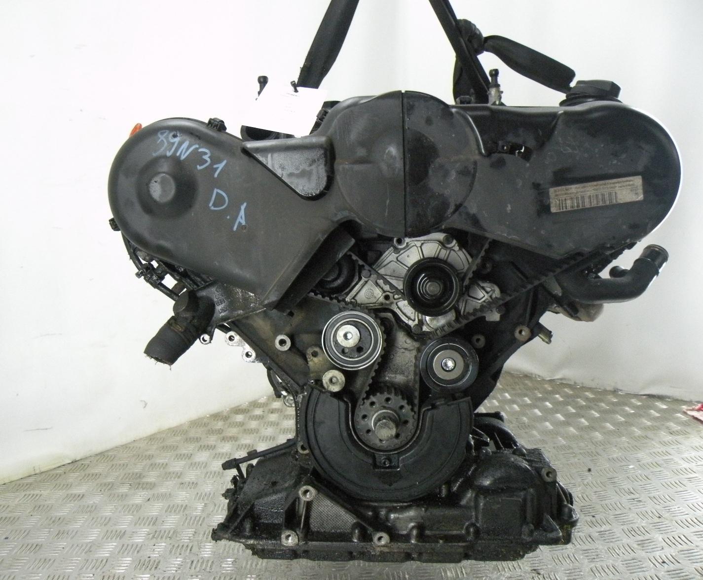 Двигатель дизельный, AUDI, A4 B6, 2002