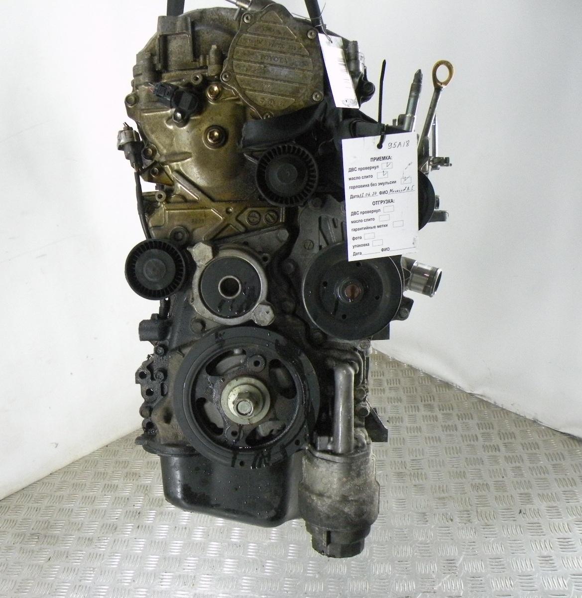 Двигатель дизельный, TOYOTA, RAV 4 ZSA3, 2009