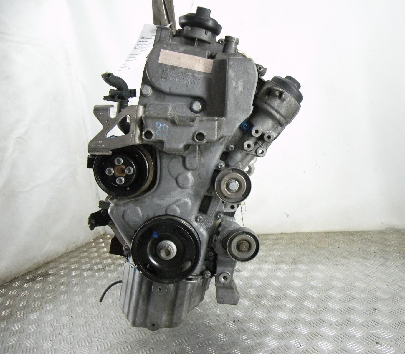 Двигатель бензиновый, VOLKSWAGEN, GOLF 5, 2007