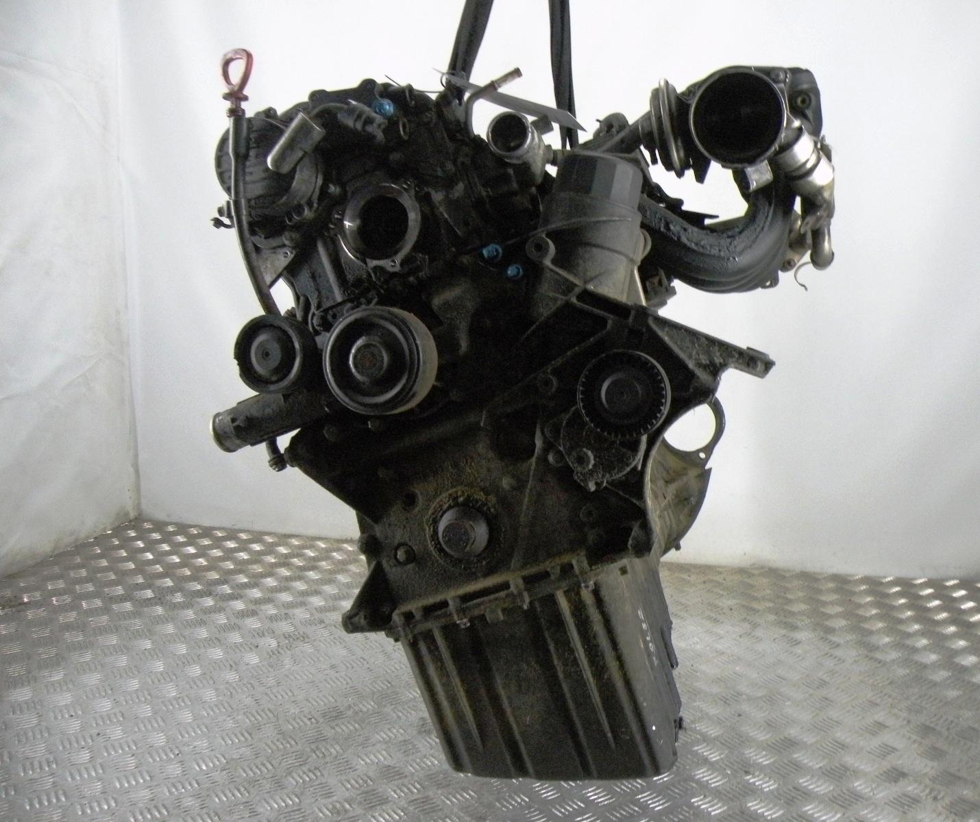 Двигатель дизельный, MERCEDES BENZ, M-CLASS W163, 2001