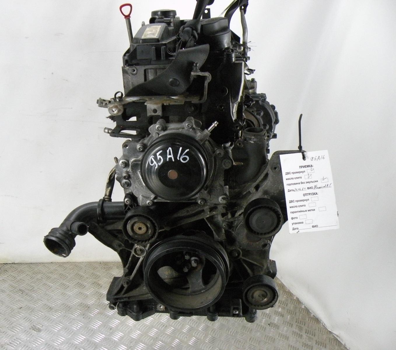 Двигатель дизельный, MERCEDES BENZ, C-CLASS W204, 2010
