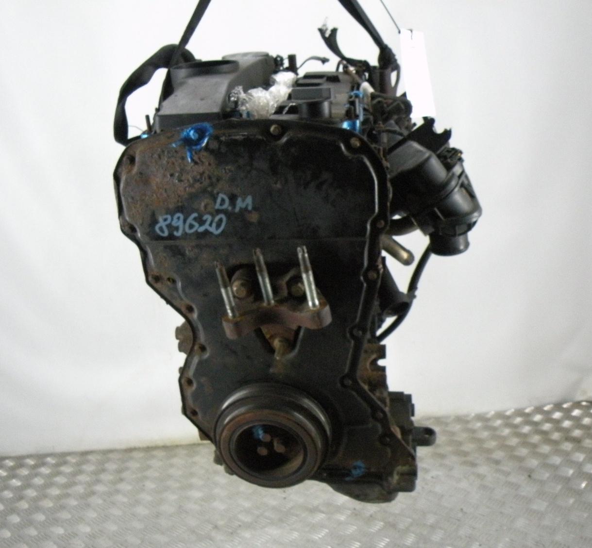 Двигатель дизельный, FORD, TRANSIT 7, 2006