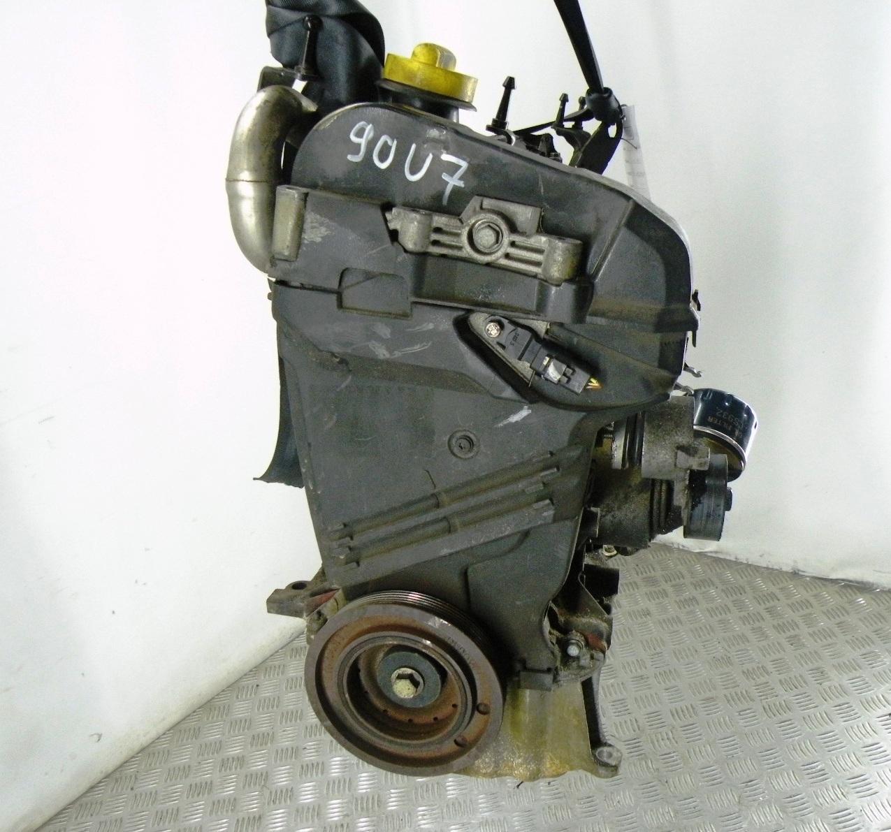Двигатель дизельный, NISSAN, ALMERA N16, 2005
