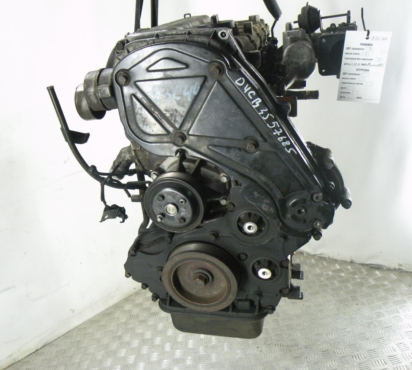 Двигатель дизельный, KIA, SORENTO 1, 2006
