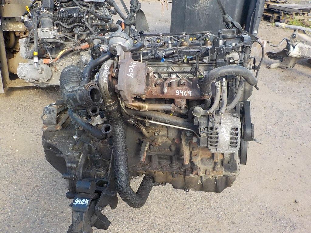 Двигатель дизельный, KIA, CEE'D 1, 2012