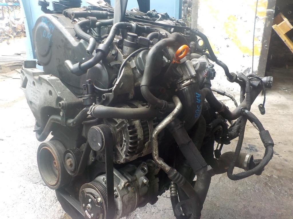 Двигатель дизельный, VOLKSWAGEN, PASSAT B6, 2008