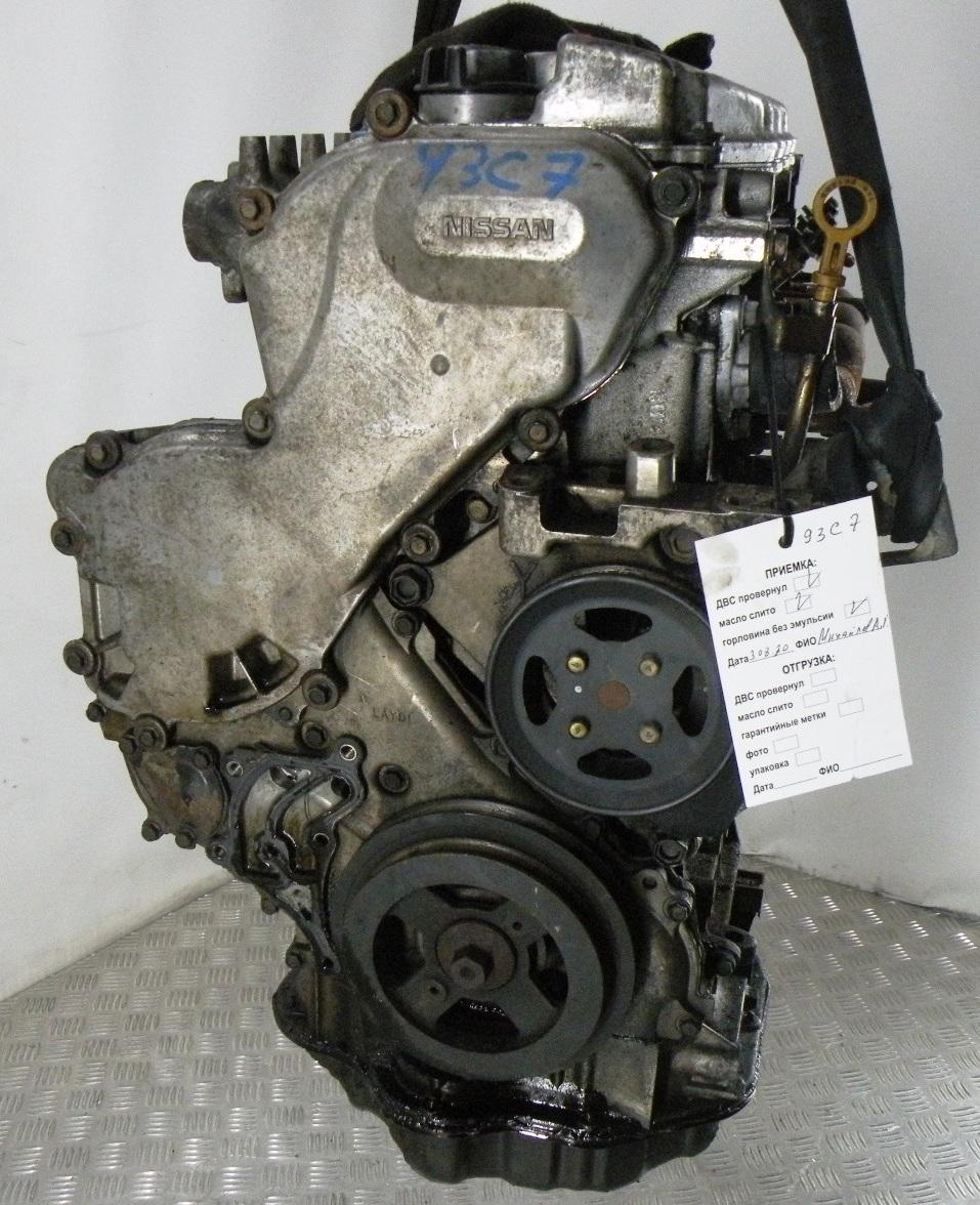 Двигатель дизельный, NISSAN, X-TRAIL T30, 2004