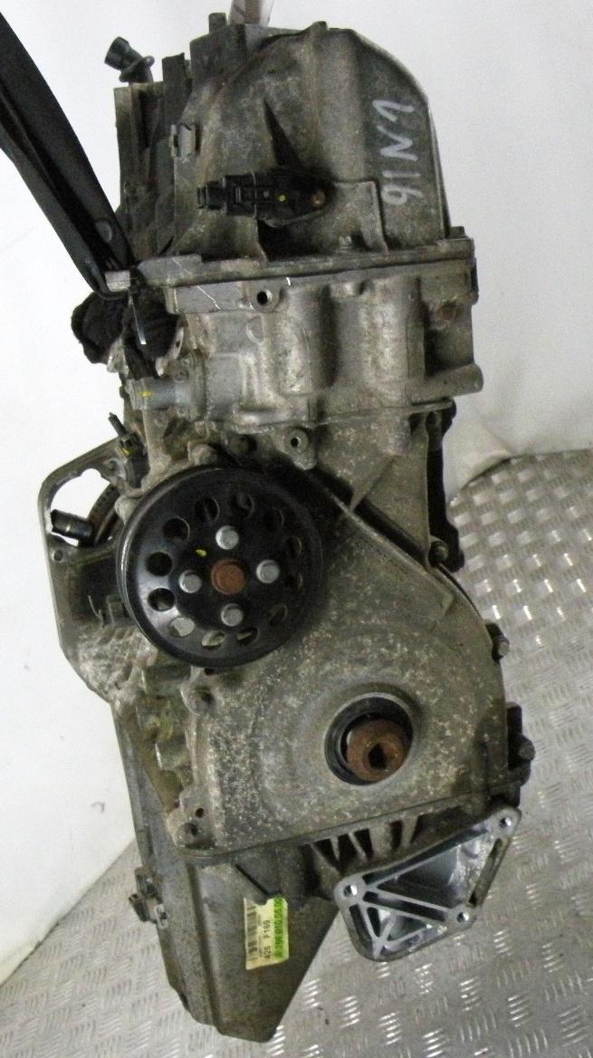 Двигатель бензиновый, MERCEDES BENZ, B-CLASS W245, 2006