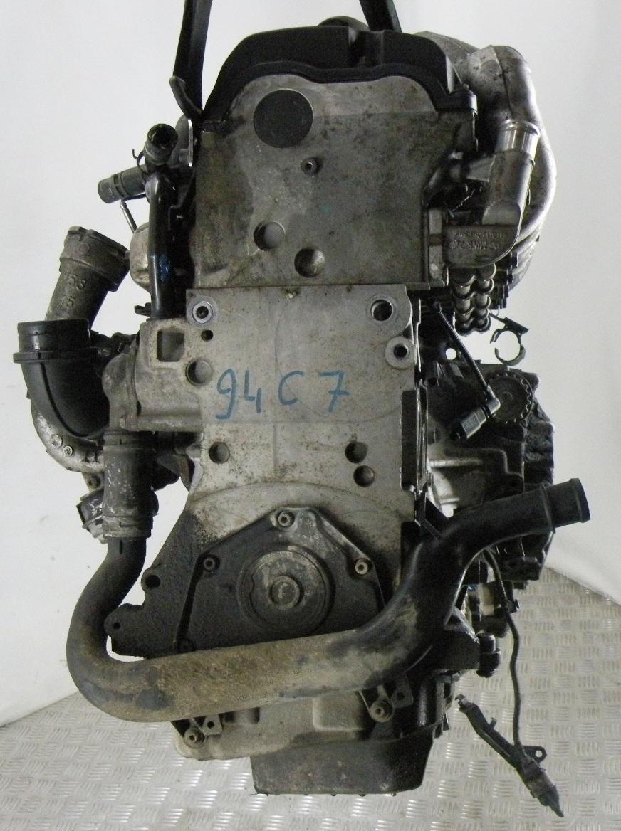 Двигатель дизельный, VOLKSWAGEN, TRANSPORTER T5, 2009