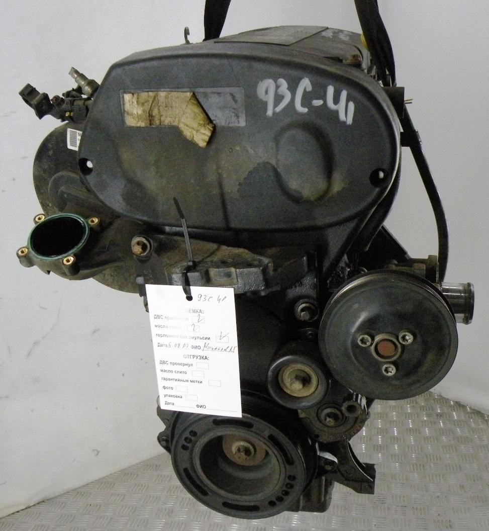Двигатель бензиновый, OPEL, ASTRA H, 2008