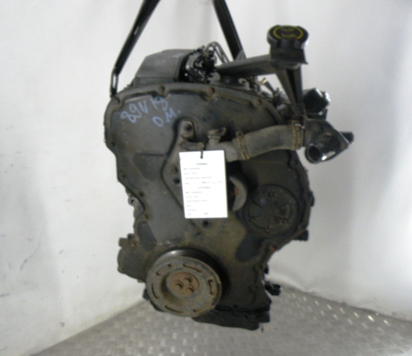 Двигатель дизельный, FORD, TRANSIT 6, 2003