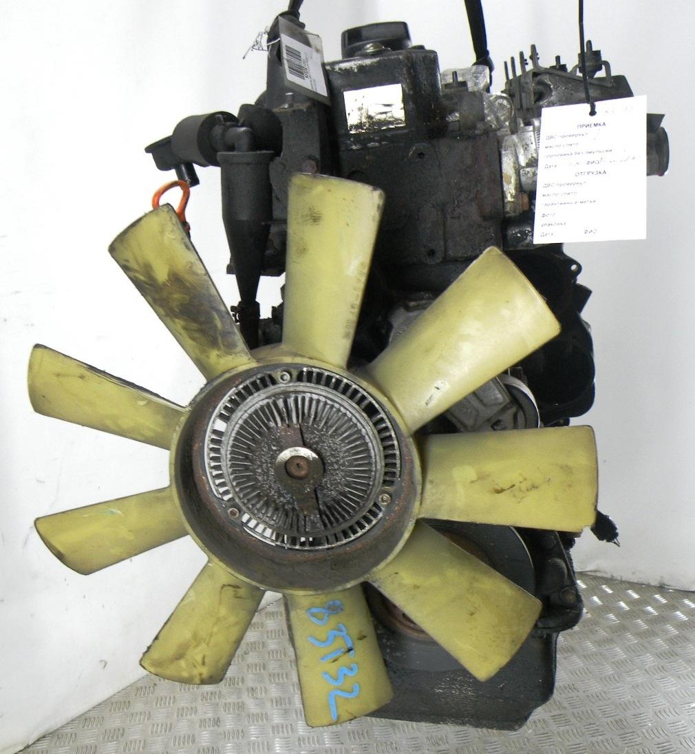 Двигатель дизельный, VOLKSWAGEN, LT 2, 2004