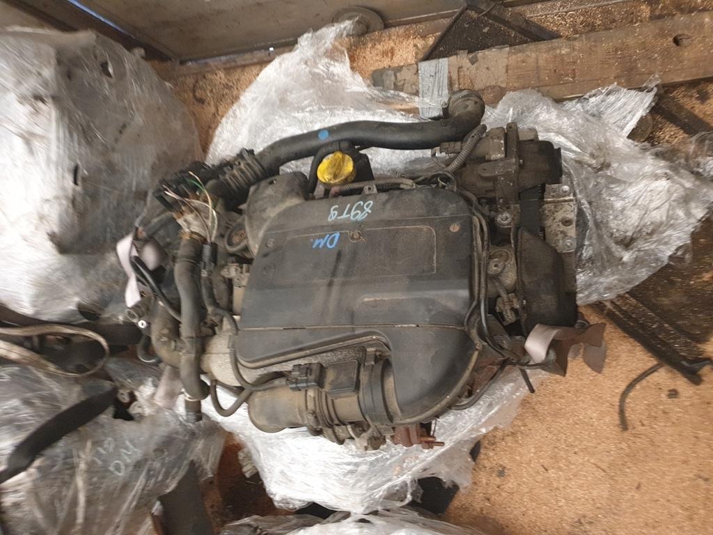 Двигатель дизельный, OPEL, VIVARO, 2006