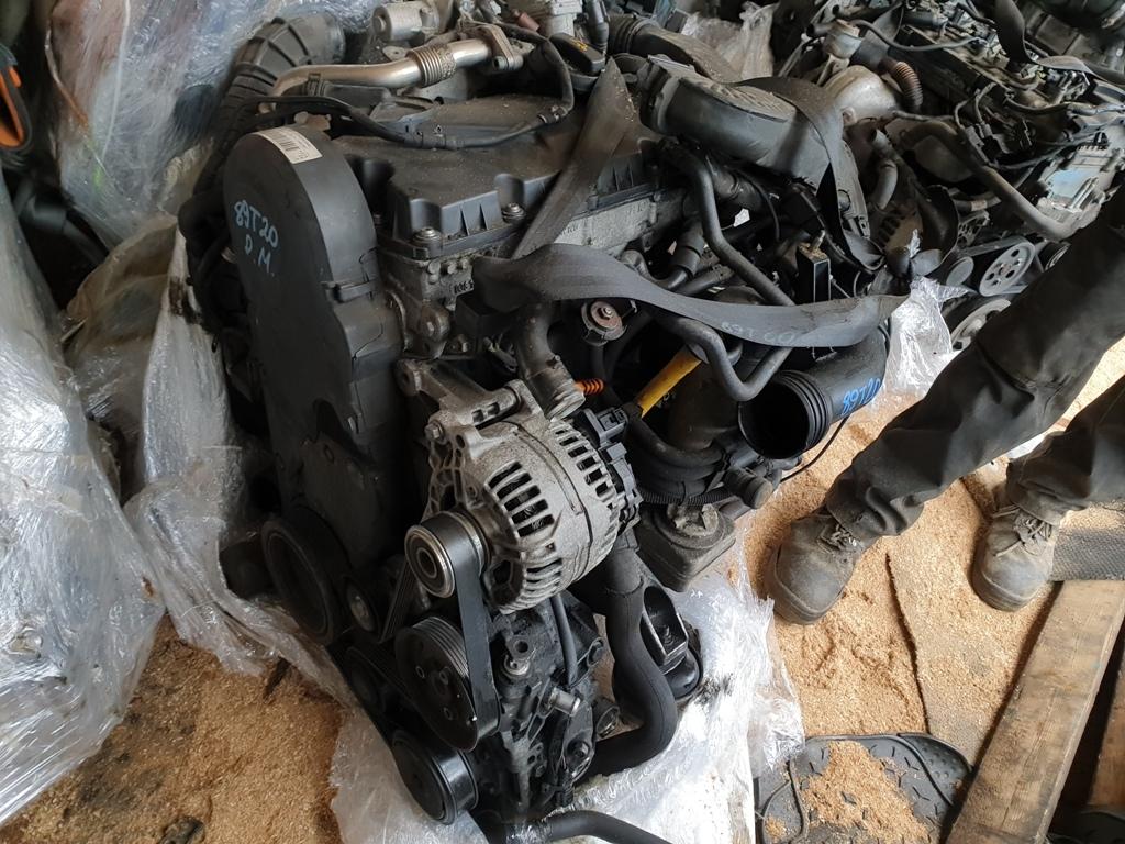 Двигатель дизельный, AUDI, A4 B7, 2007
