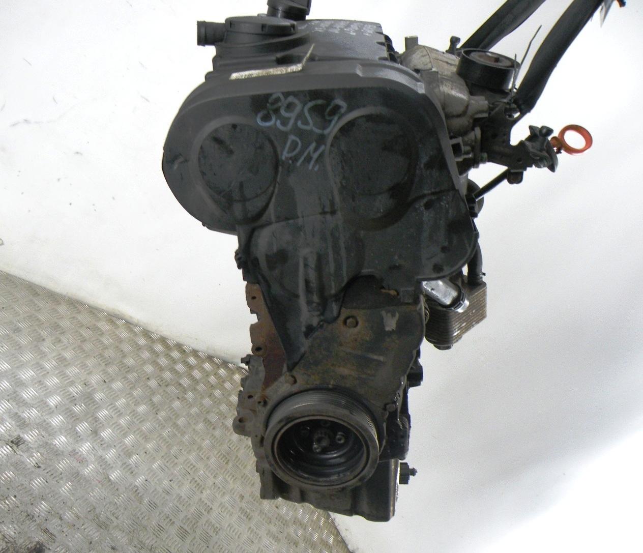 Двигатель дизельный, AUDI, A4 B7, 2005