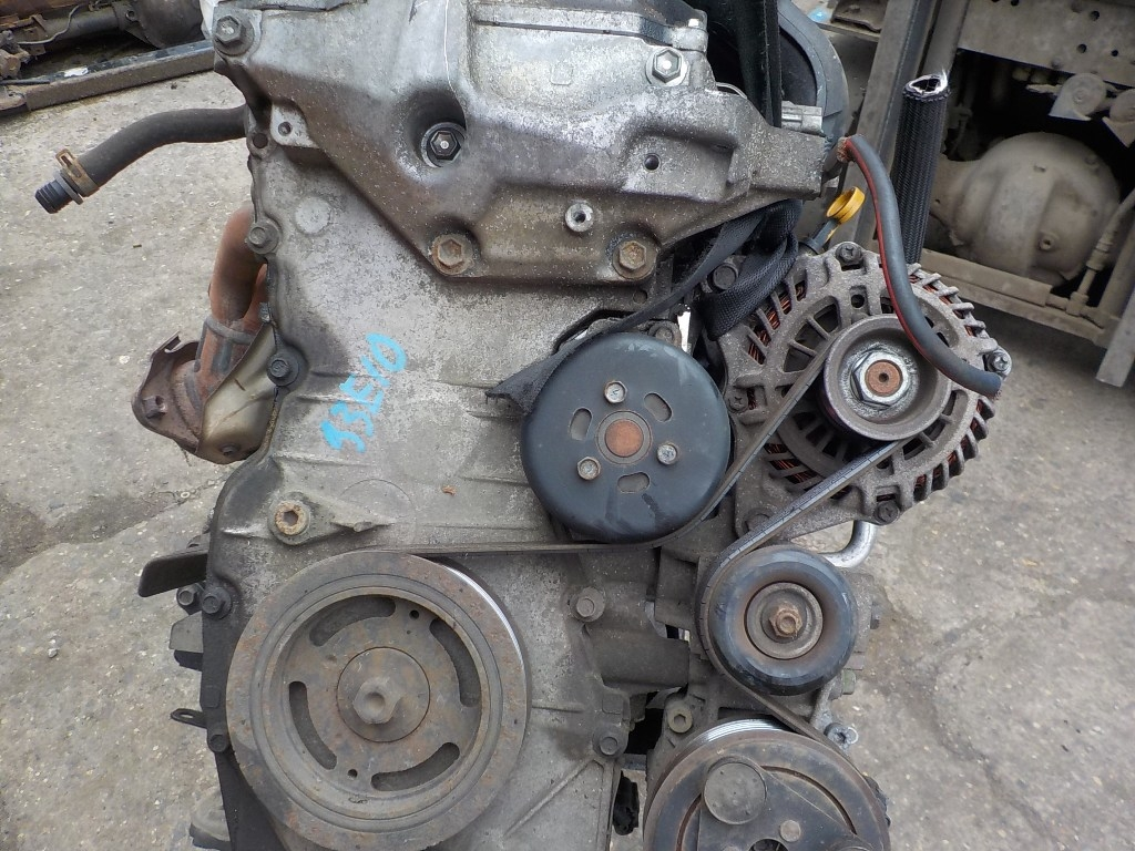 Двигатель бензиновый, NISSAN, NOTE E11, 2008