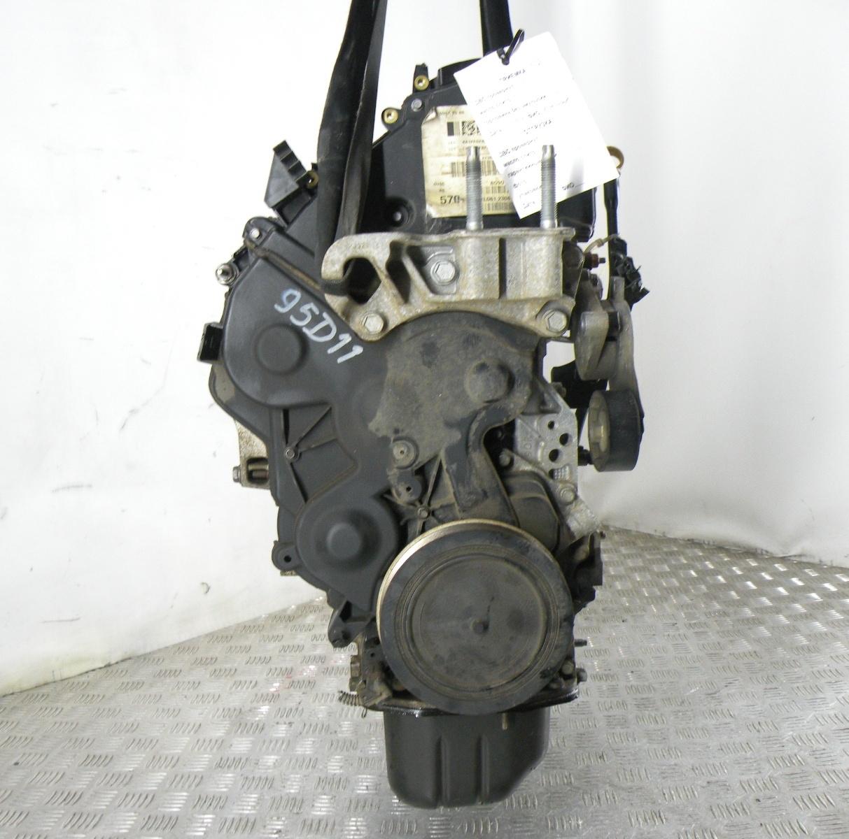 Двигатель дизельный, VOLVO, V60 1, 2012
