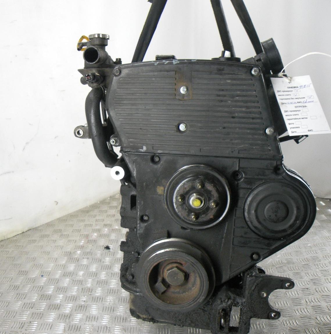 Двигатель дизельный, HYUNDAI, TERRACAN HP, 2004